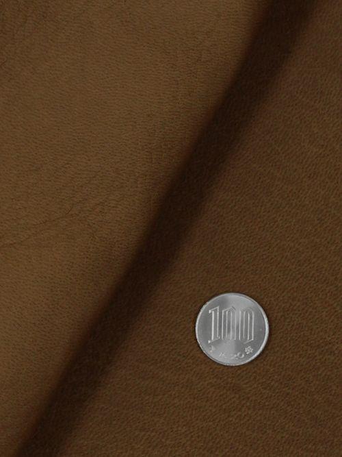 鹿革【丸革】1.8mm/エルクスキン/茶 [協進エル]