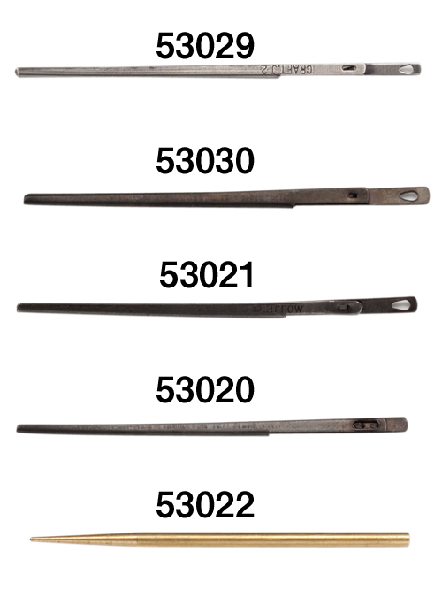 レース針/3mm(全長約5.8cm)【1本】 [協進エル] [10%OFF]