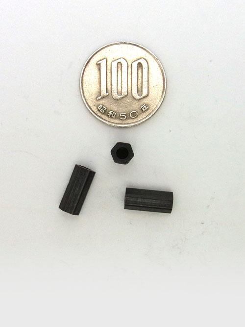 真鍮製ビーズ/ブラックメッキ/5mm [30%OFF]