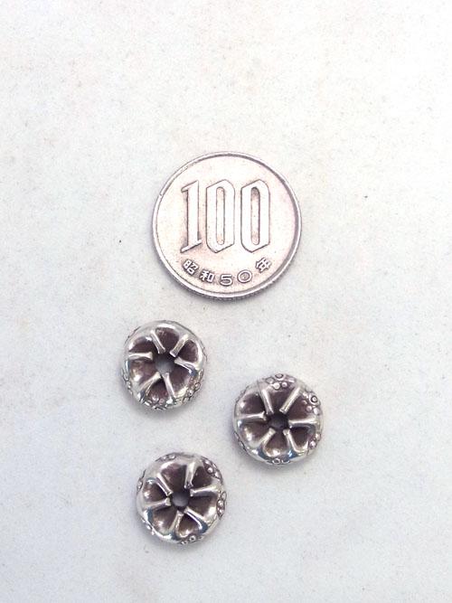 カレンシルバービーズ/13mm [silver] [ポイント40倍]