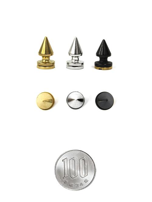 ロンドン鋲/真鍮製/S/直径10mm高さ15.5mm [br] [10%OFF]