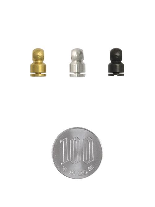 トチカン/ネジ式/穴径3.5mm高さ10.5mm [br] [ポイント40倍]