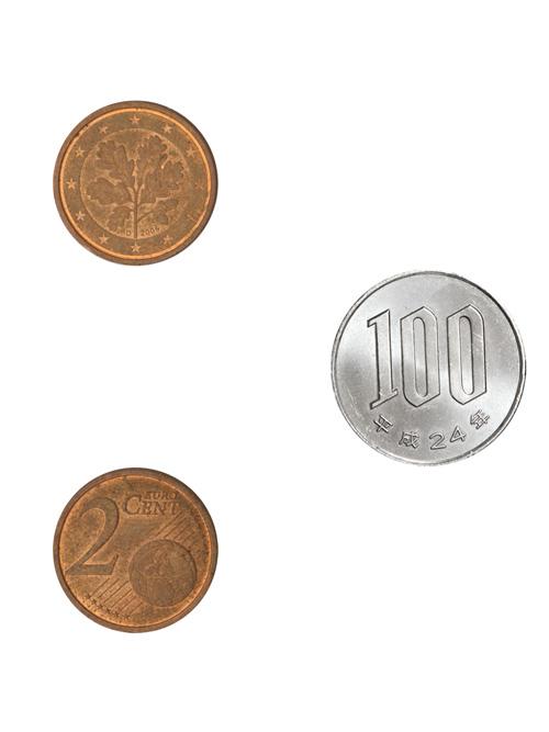 コイン/ドイツ/ユーロ/2セント/19mm [10%OFF]
