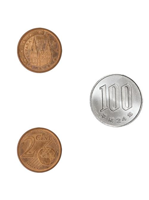 コイン/スペイン/ユーロ/2セント/19mm [ポイント40倍]