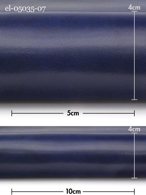 牛ヌメ革【Wショルダー】2.0mm/ルガト/紺 [協進エル] [10%OFF]