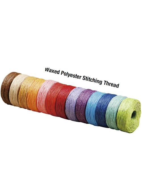 手縫いロウビキ糸/太 [クラフト社] [20%OFF]