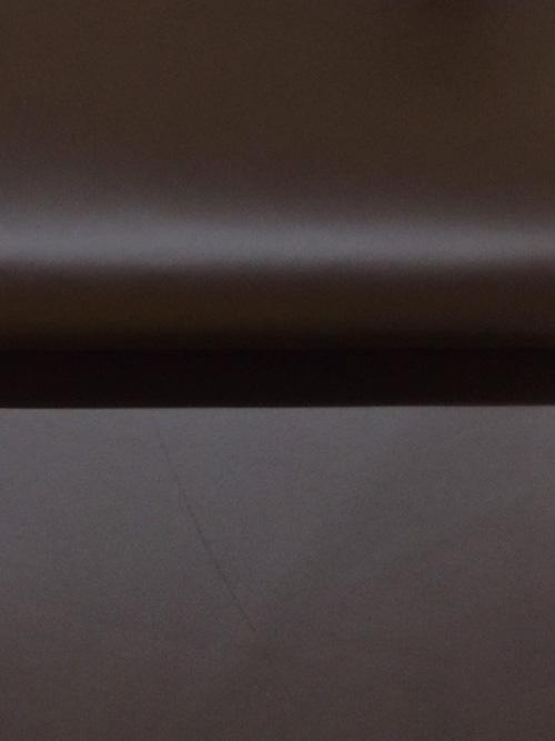 牛ヌメ革【Wショルダー】2.8mm/ペコスハード/チョコ [協進エル] [10%OFF]