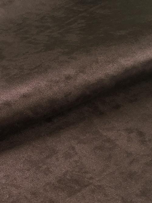 ヤギ革【丸革】メタリック調/型押し(布柄)/0.6mm/ブロンズ [半額]