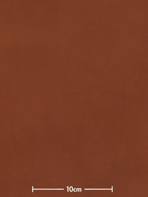 牛ヌメ革【30cm幅】栃木レザー/マット/レッドブラウン