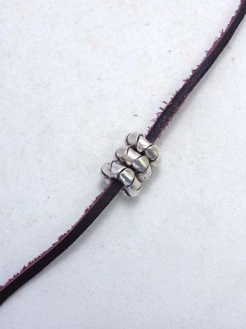 カレンシルバービーズ/9.5mm [silver] [40%OFF]