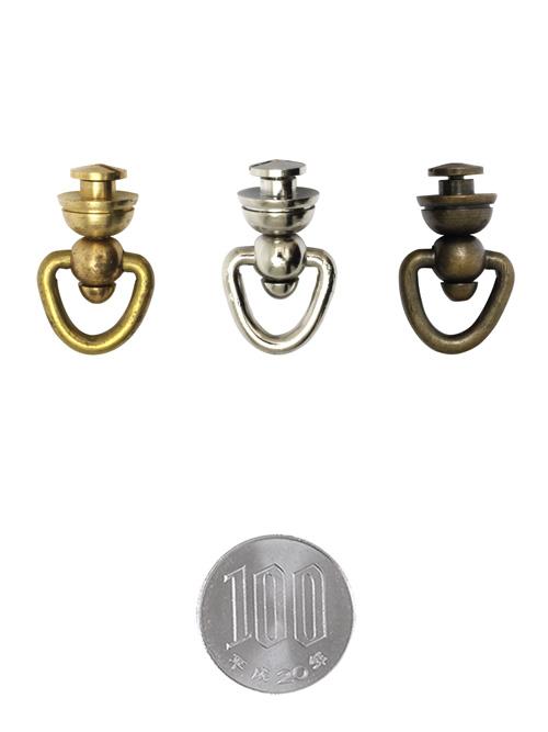 真鍮製ドロップハンドル/ヘッドキャップ [30%OFF]