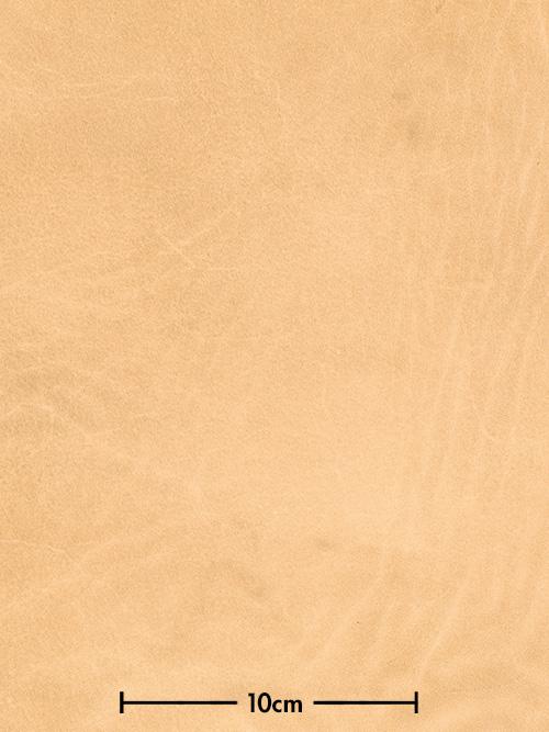 牛ヌメ革【30cm幅】栃木レザー/オイルポリッシュ/ナチュラル