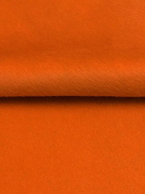 牛毛皮【各サイズ】1.0mm/オレンジ [10%OFF]
