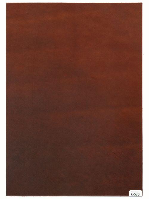 コードバン【A4】ロー引き加工/ブラウン/1.4mm/Aランク [新喜皮革] [10%OFF]