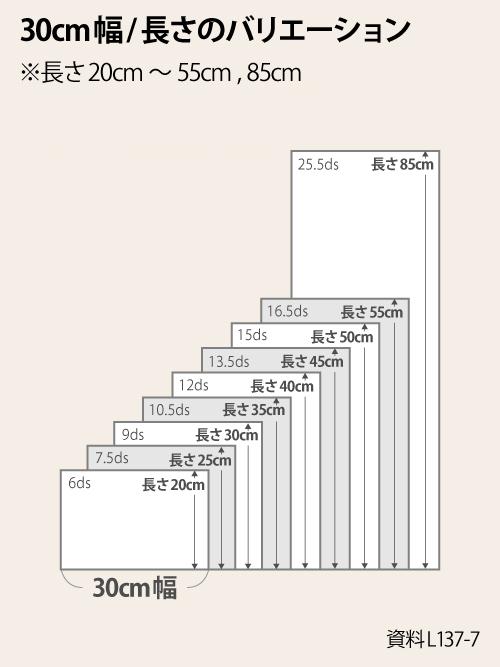 牛ヌメ床革(両面漉き)【30cm幅】栃木レザー/レッド