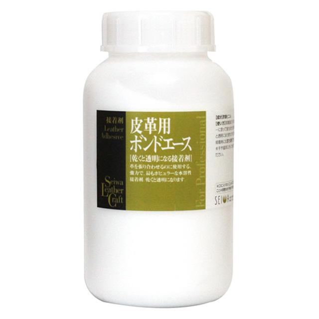 皮革用ボンドエース/大【500g】 [SEIWA]