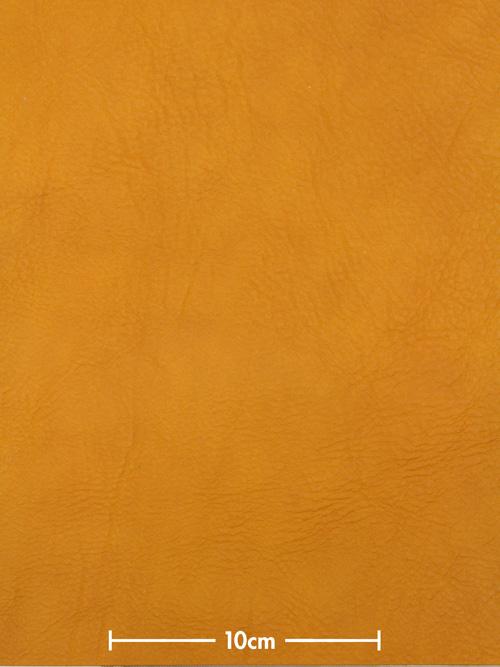 牛ヌメ革【各サイズ】アリゾナ/黄