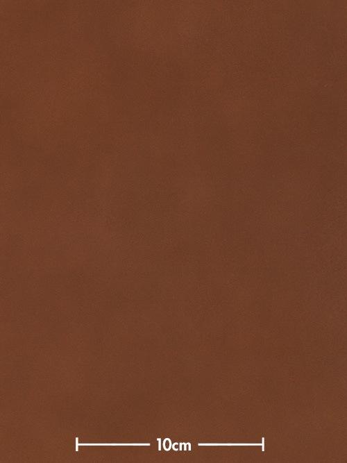 牛ヌメ革【30cm幅】防水革/オイルスムース/ブラウン [10%OFF]