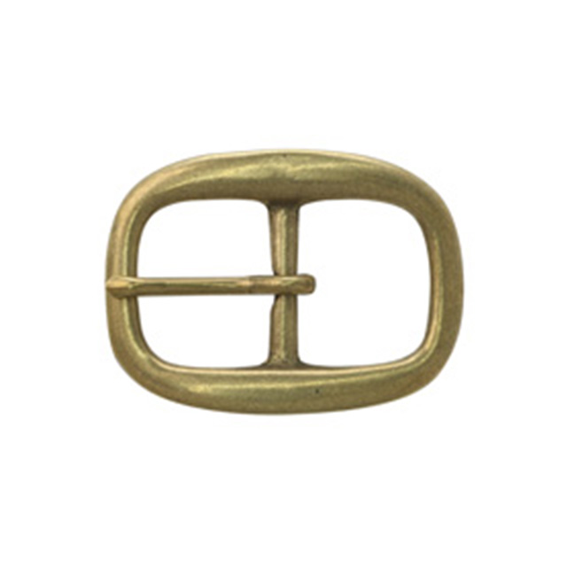 真鍮製バックル405【30mm】真鍮生地