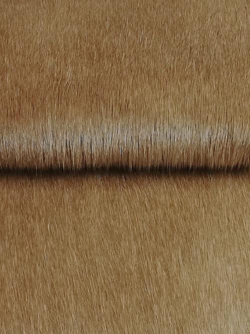 馬毛皮【各サイズ】1.5mm/薄茶