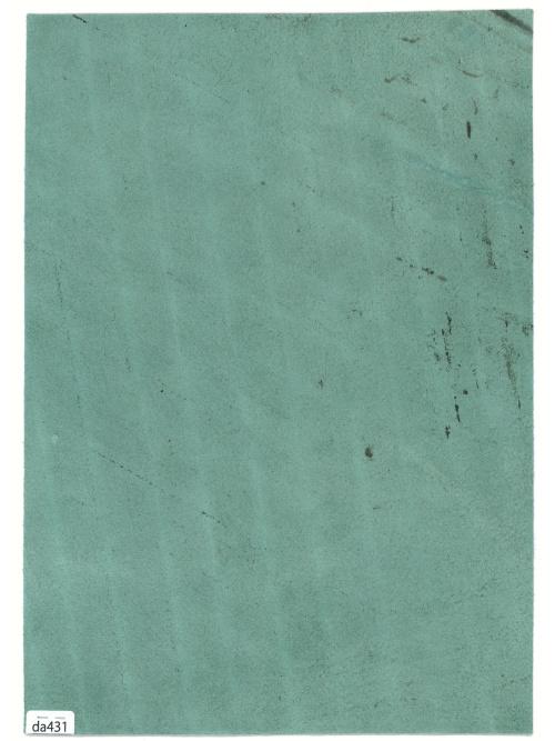 ラクダ革【A4】プルアップ仕上げ/ダークグリーン/1.4mm/Bランク [10%OFF]