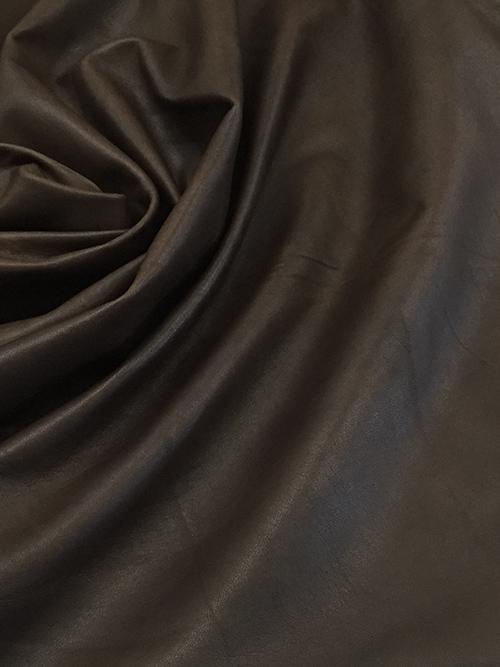 羊革【丸革】スムースレザー/0.7mm/ブラウン [50%OFF]