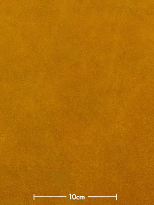 牛ヌメ革【各サイズ】イビザ/黄