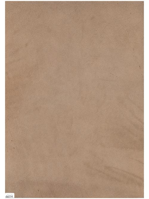 ラクダ革【A3】プルアップ仕上げ/茶/1.3mm/Aランク [10%OFF]