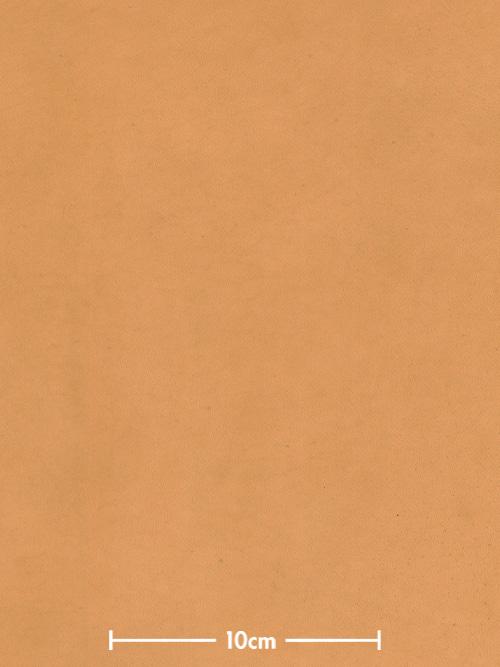 牛ヌメ革【各サイズ】エルバマット/cammelo(ナチュラル)