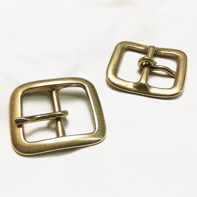 真鍮製バックル560【30mm】真鍮生地