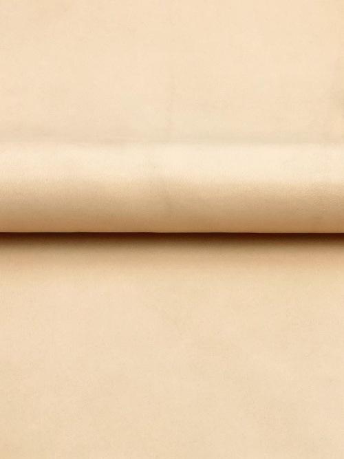 牛ヌメ革【30cm幅】栃木レザー/オイルスムース/ナチュラル