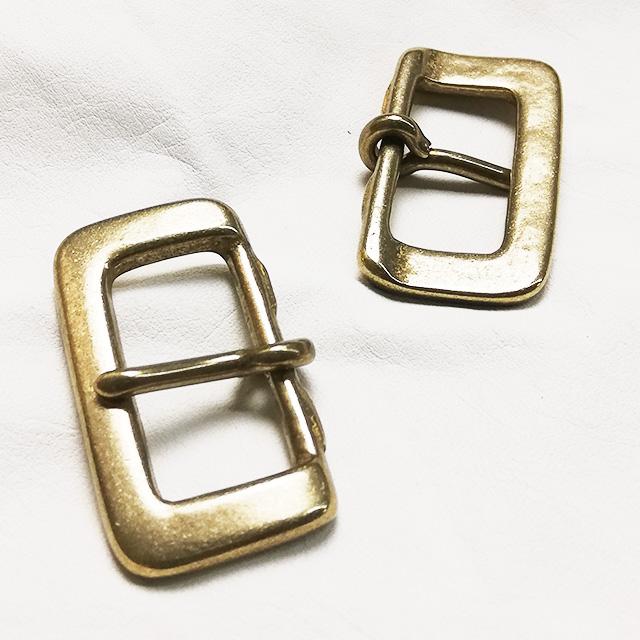 真鍮製バックル576【30mm】真鍮生地