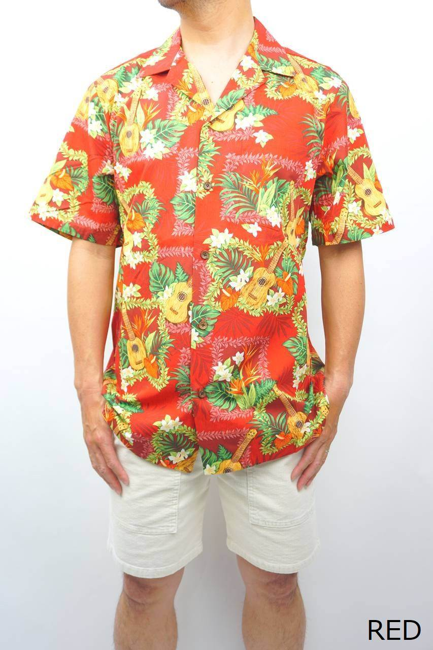 MADE IN HAWAII COTTON ALOHA