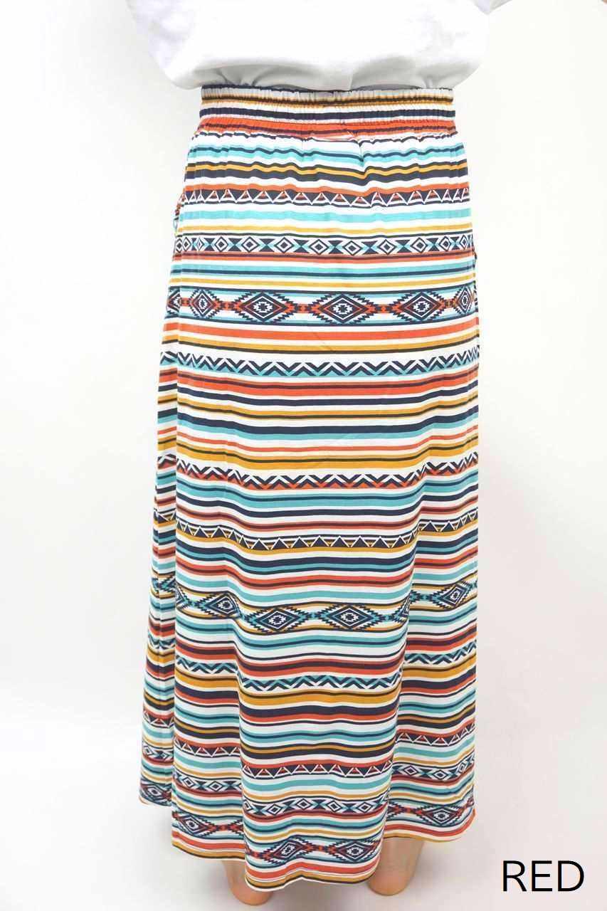 サマー天竺スカート