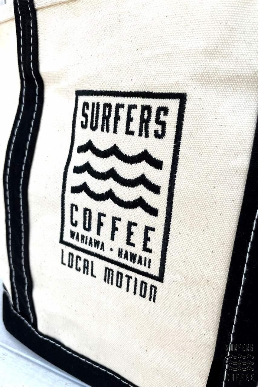 LOCALMOTION×SURFERS COFFEE COLLABO
