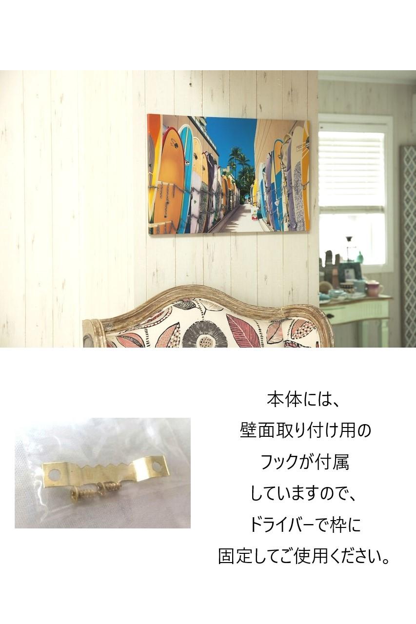 栗山義勝キャンバスピクチャー WAIKIKI BEACH