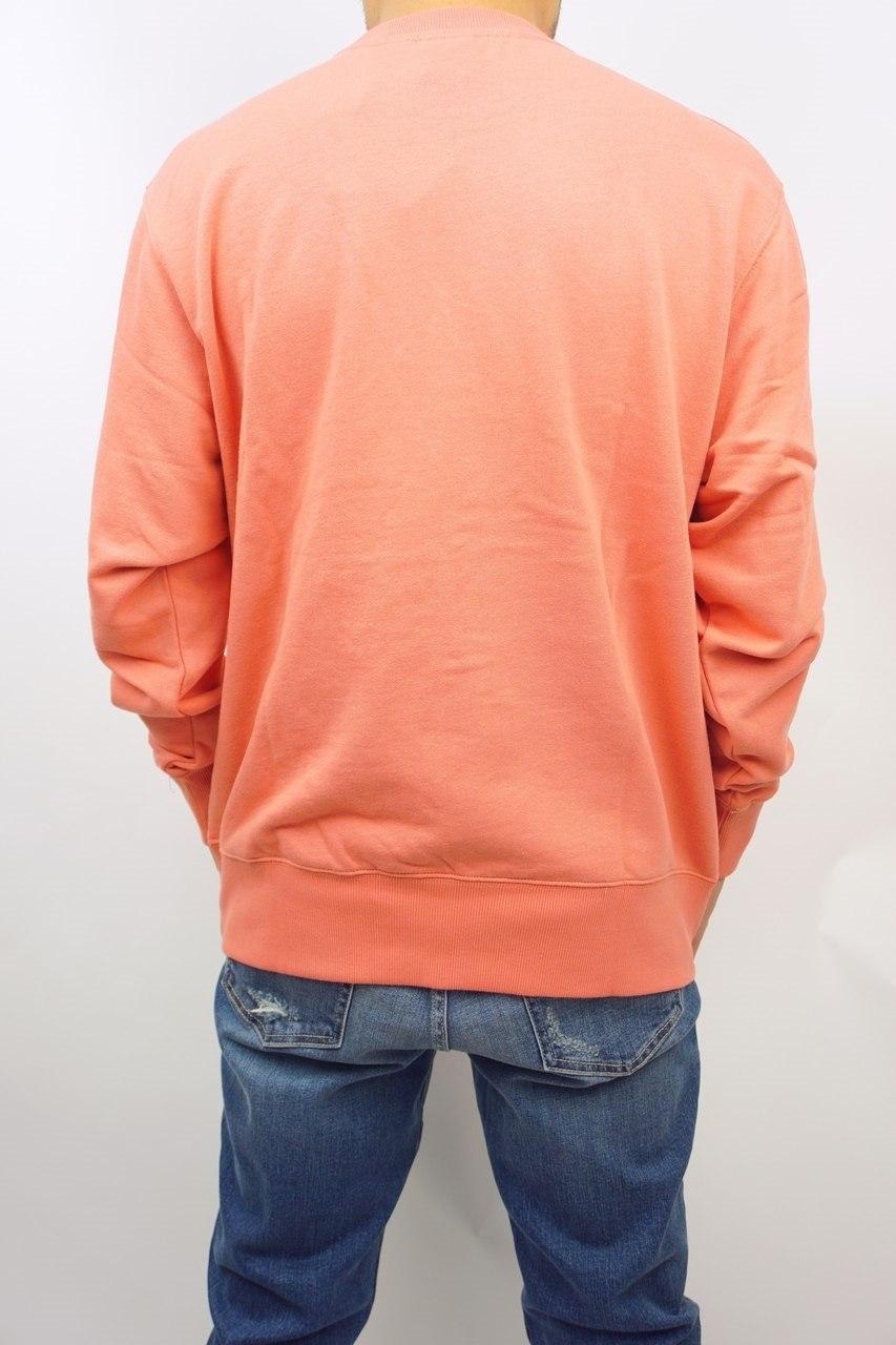 サガラ刺繍ポケット トレーナー