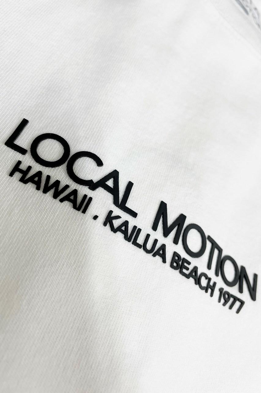 ALOHA SURF CLUB SILICON PRINT TEE
