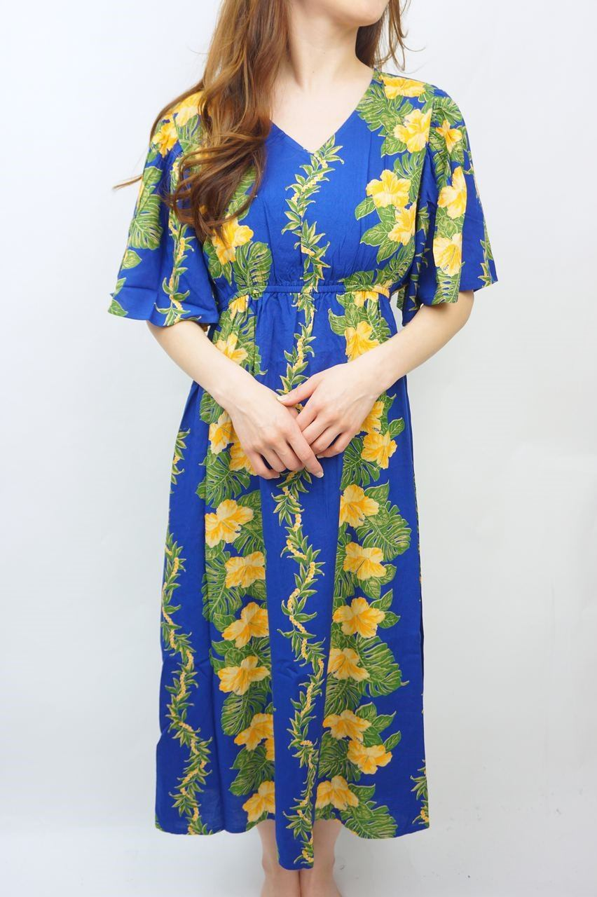 FLORAL ワンピース