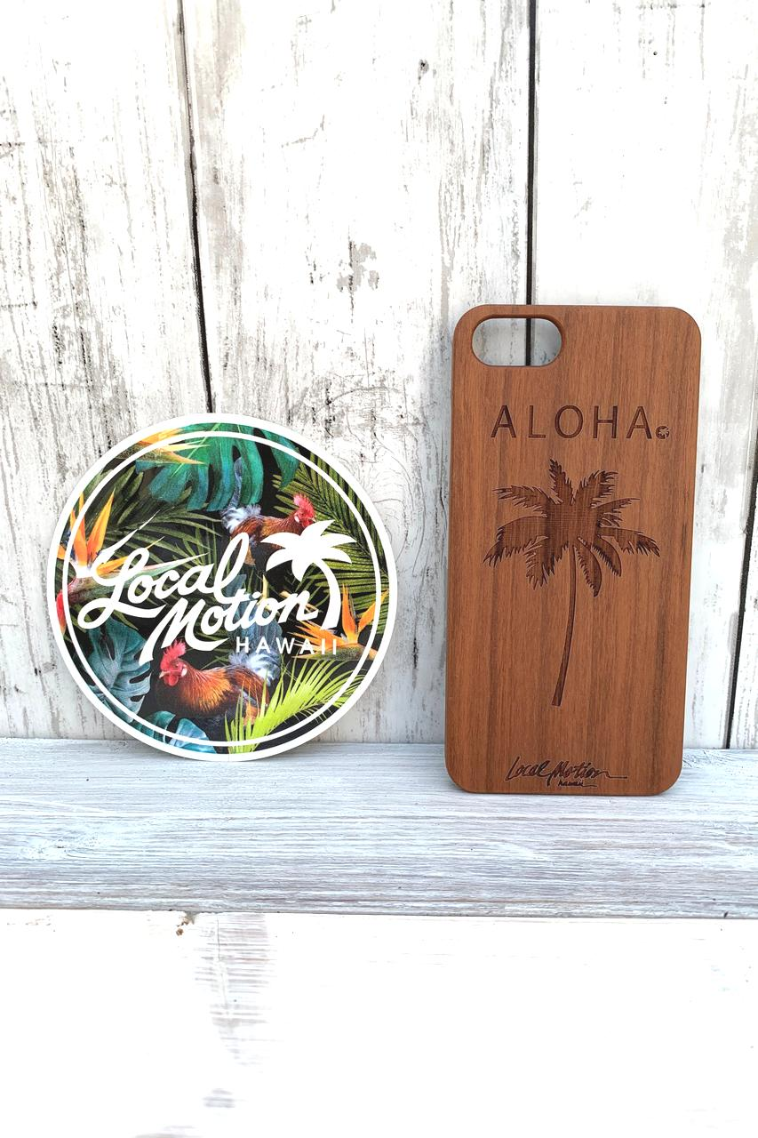 COUNTRY JUNGLE DECAL