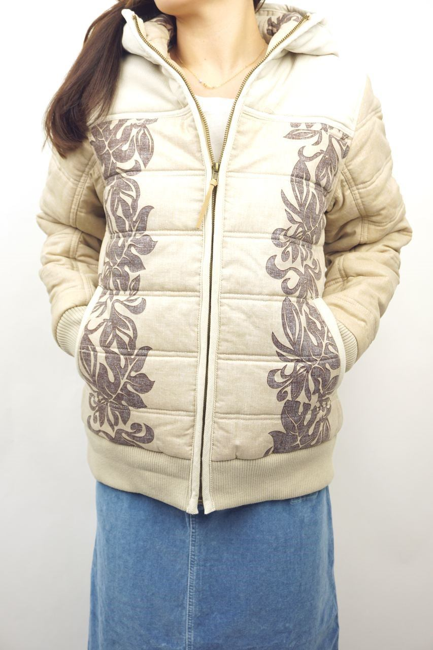 INNER COTTON QUILTING JACKET