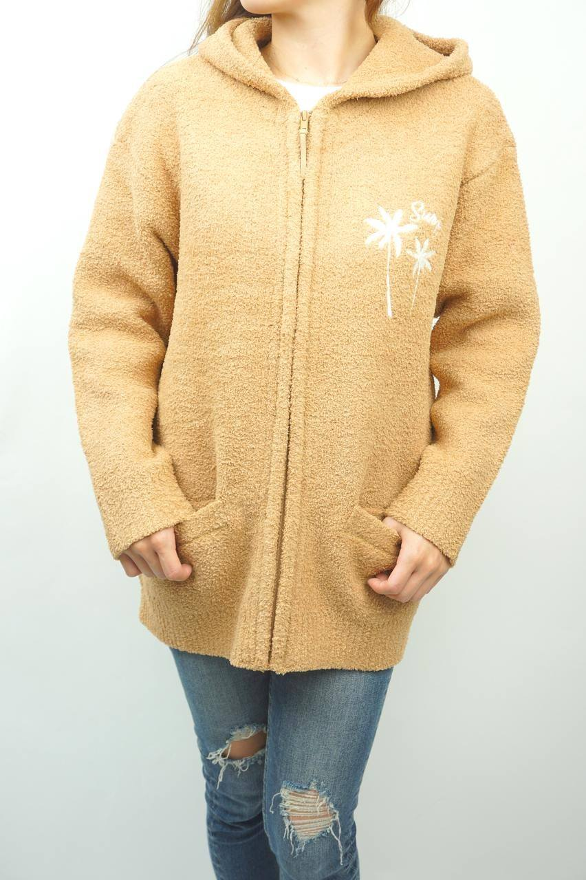 BOA KNIT 5GG ZIP PARKER SURF
