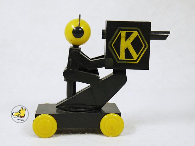 ビンテージ Kraft TV Theatre Cameraman クラフトテレビカメラマン