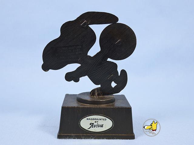 ビンテージ Aviva 1970〜80's スヌーピー トロフィー WORLD'S GREATEST BOWLER