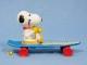 ビンテージ Aviva '70s   スヌーピー Skateboard スヌーピー&ウッドストック