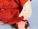ビンテージ Determined '75 スヌーピー・チャーリー・ルーシー  Action Doll 3体セット