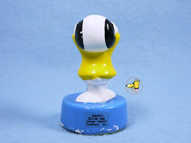 """ビンテージ Butterfly Original '80s スヌーピー Mini Paperweight """"Disco"""""""