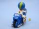 ビンテージ Aviva '70s スヌーピー Jump Cycle Motorized Toy スヌーピー