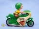 ビンテージ Aviva '70s スヌーピー Jump Cycle Motorized Toy チャーリー