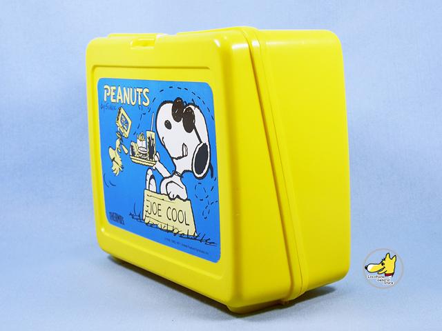 ビンテージ Thermos '90s スヌーピー ランチボックス JOE COOL